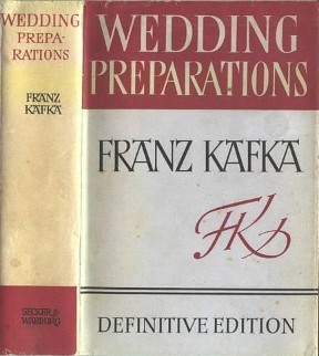 wedding preparations in the country kafka