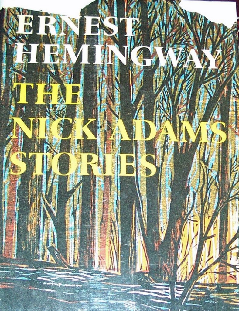 three-day blow hemingway nick adams stories