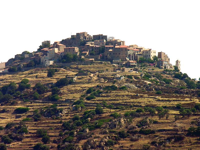 the corsican inn v.s. pritchett