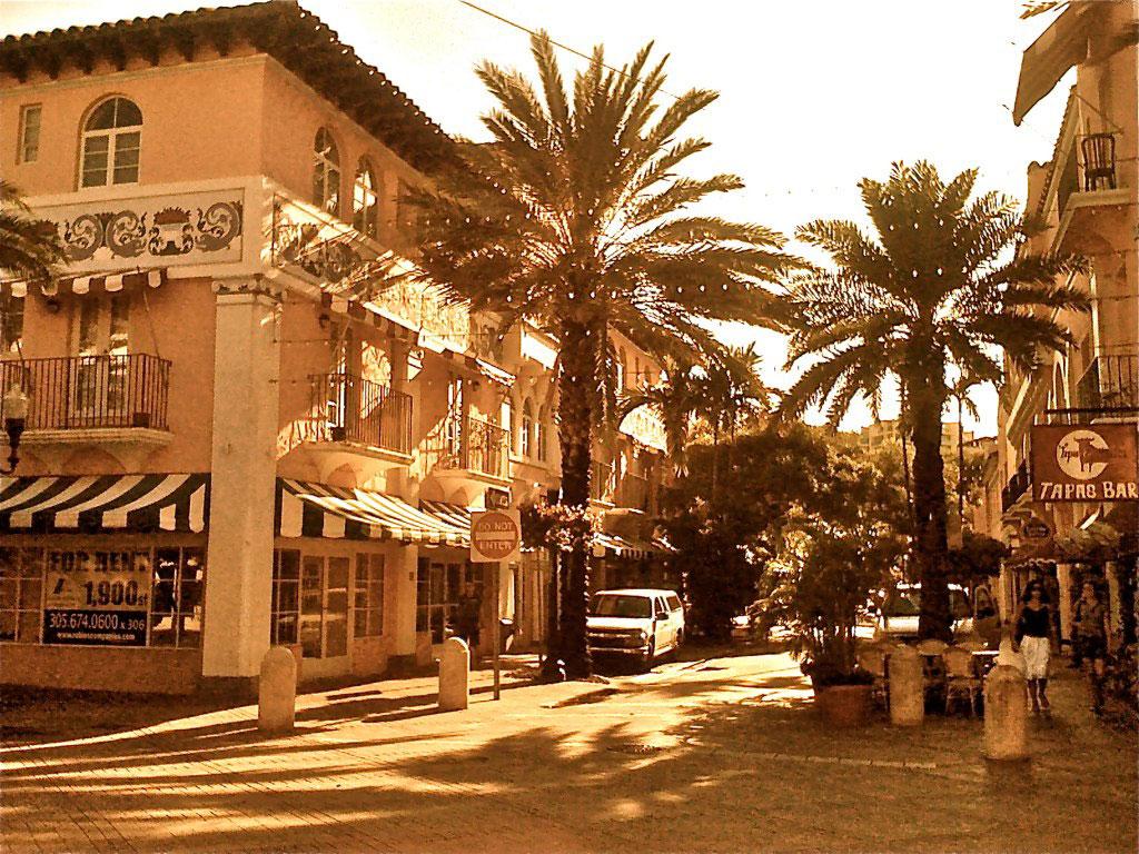 Miami Beach. (Janie Coffey)